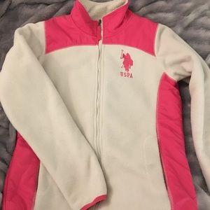 Jackets & Blazers - S/M US Polo Fleece